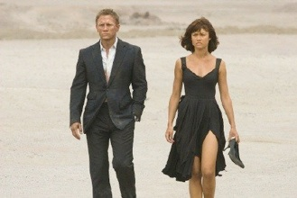 Quantum of Solace: quantifiably shambolic
