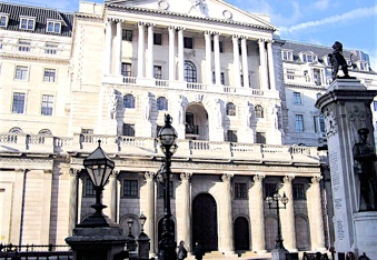 A brief note on the UK interest rate cut