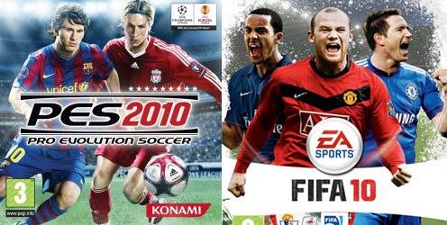 Demo Dilemma: FIFA 10 vs PES 2010