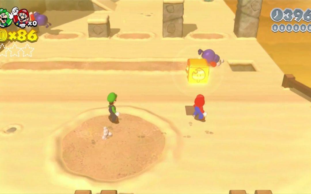 Framing Mario
